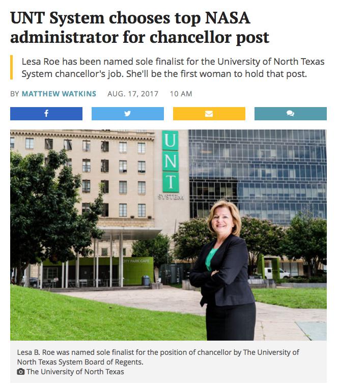 UNT_Chancellor