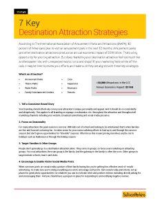 Destination Attractions